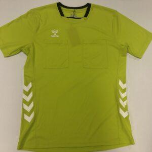 hummel T-shirt lime