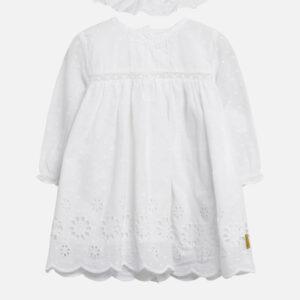 Konstance kjole fra Hust and Claire