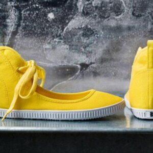 Sneakerballerina fra ShoeShoe – fåes i flere farver