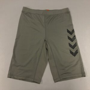 hummel shorts lysegrå
