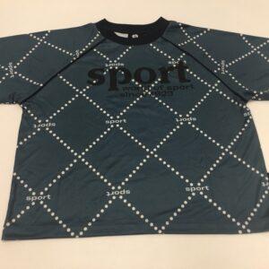 hummel t-shirt blågrå