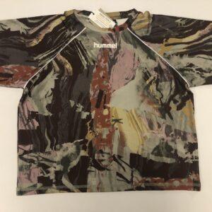 hummel t-shirt vetiver