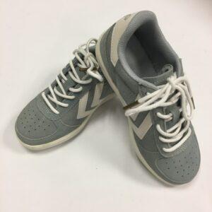 hummel sko grå str. 30