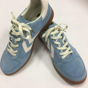 hummel sko lyseblå str. 42