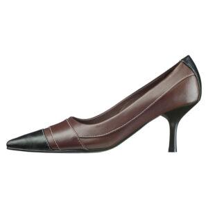 Brune håndsyede designersko fra Women Power Shoes
